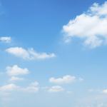 Light Blue Summer Sky
